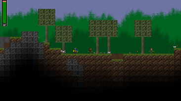 Icarus game - City Limits screenshot