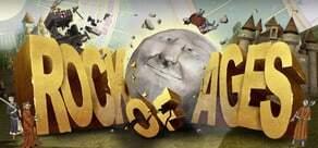 rock of ages indie game header logo