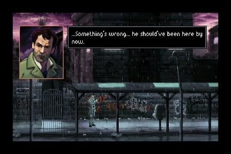 Gemini Rue screenshot - Azriel (475x317)