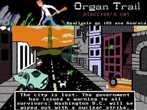 organ trail screenshot