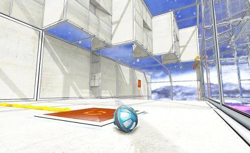Influx screenshot A