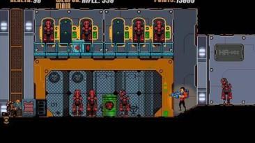 Bad Bots game screenshot - 2