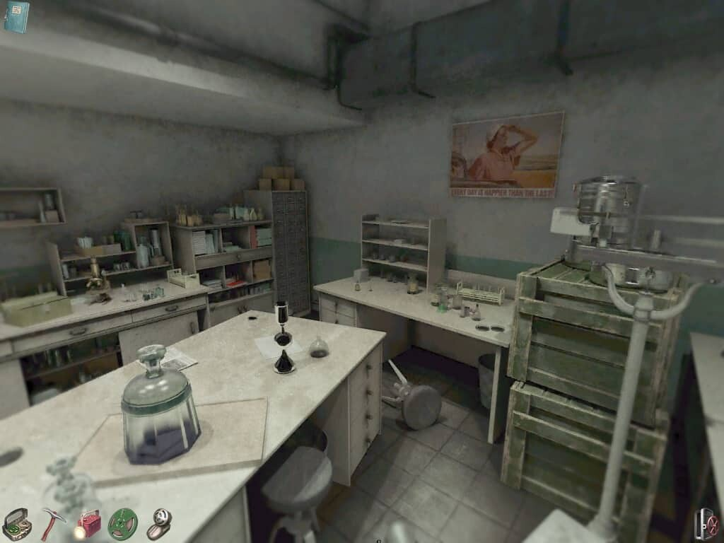 1953 - KGB Unleashed in-game screenshot