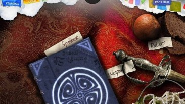 Steve Jacksons Sorcery options