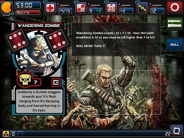 Chainsaw Warrior for iOS screenshot 2