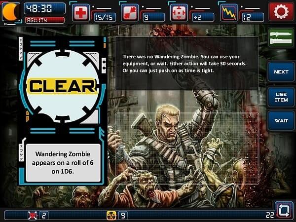 Chainsaw Warrior for iOS screenshot 3