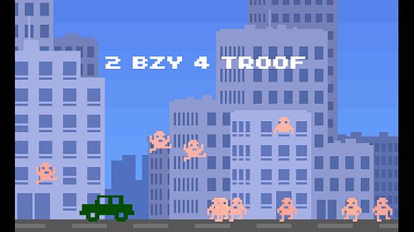 Potatoman Screenshot - City