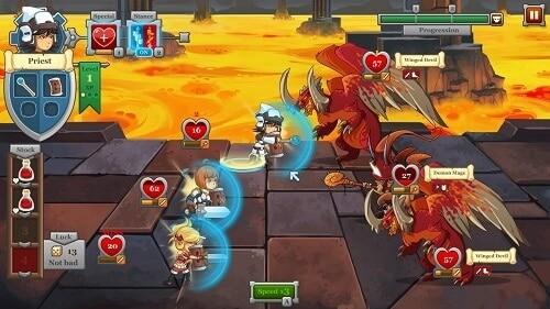 QuestRun screenshot 4