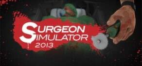 Review: Surgeon Simulator 2013 from Bossa Studios