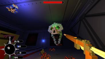 Paranautical Activity game screenshot, courtesy of Steam