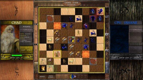 Archon Classic screenshot 1