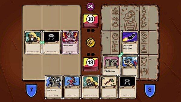 Card City Nights screenshot - match