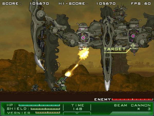 Gigantic Army screenshot - boss