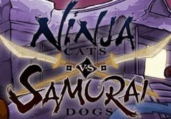 Review: Ninja Cats Vs Samurai Dogs