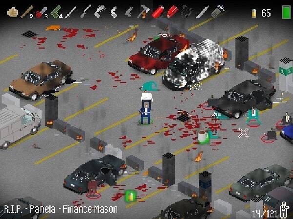 indie_game_review_Corporate_Lifestyle_Simulator_screenshot_garage