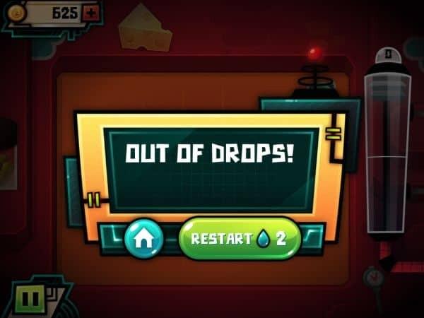 Globlins_screenshot_drop_limit