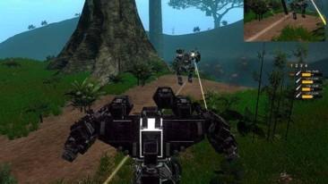 MAV Modular Assault Vehicle game screenshot 1