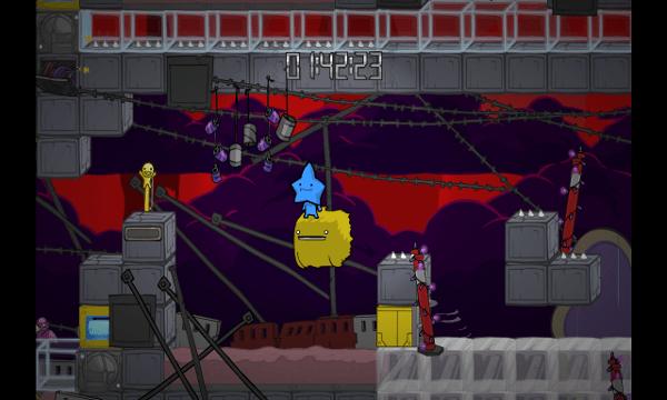 Battleblock Theater screenshot - Time Trial