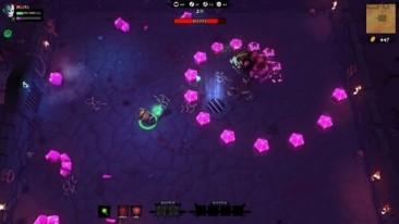 Full Mojo Rampage, mini-boss fight