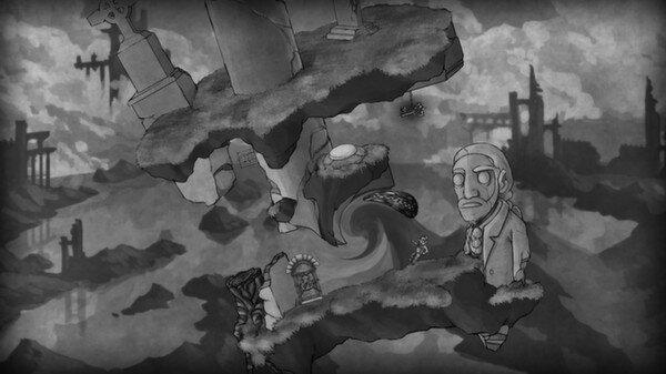 The Bridge game screenshot