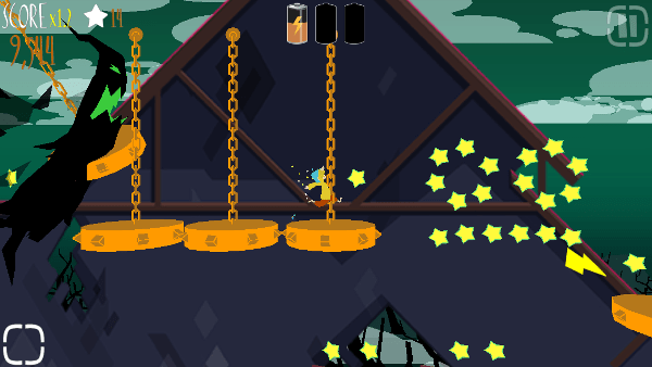 Boogey Boy screenshot - chandelier