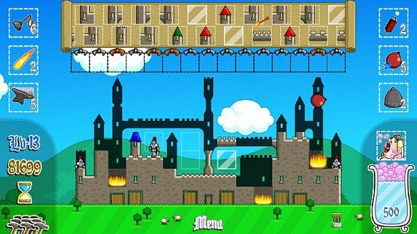 Castle - screenshot