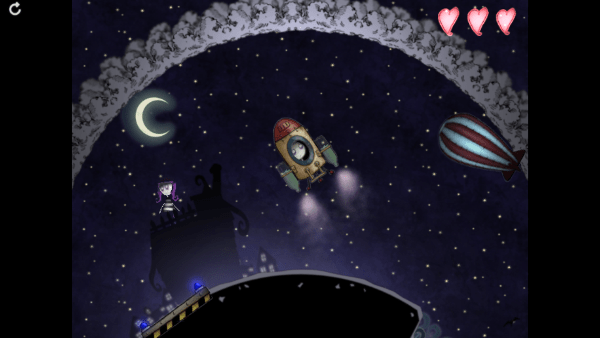 Rocket Roy screenshot - Jezebel