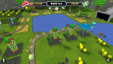 Fat Chicken screenshot - Path