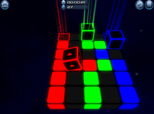 Fake Colours screenshot - Basic