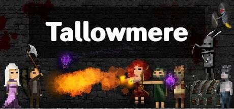 Review: Tallowmere – A Rogue-Like Platformer