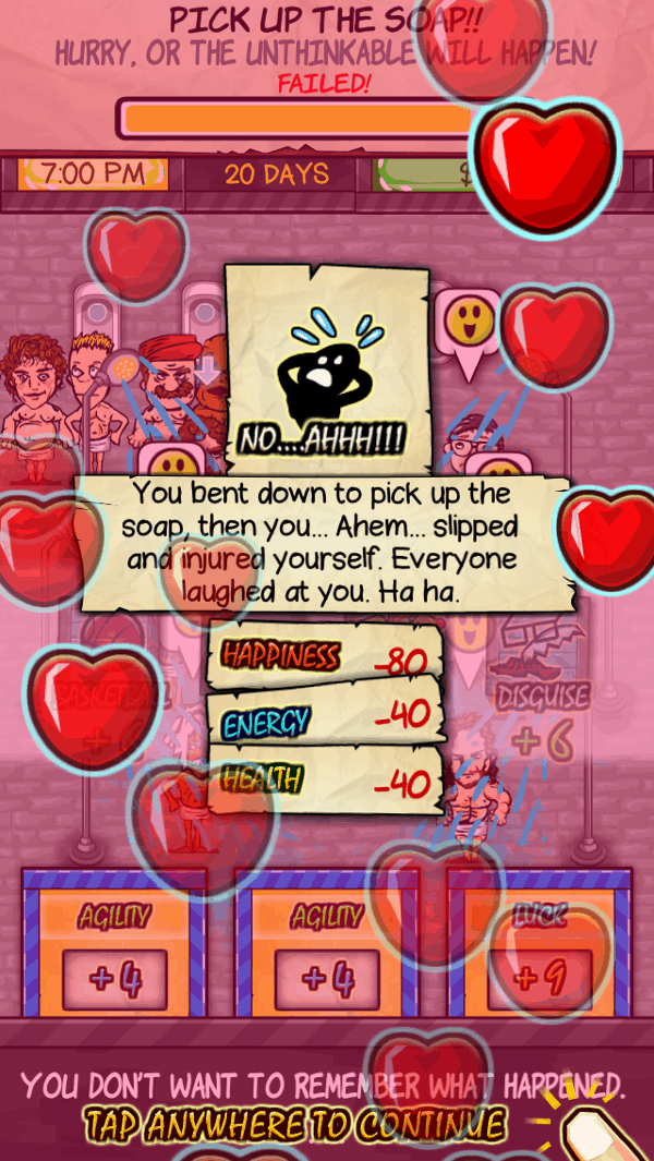 Prison Life RPG screenshot - Soap