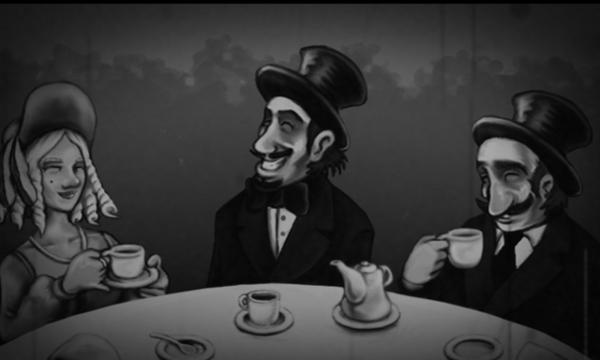 Steam Bros 2 screenshot - Tea Time