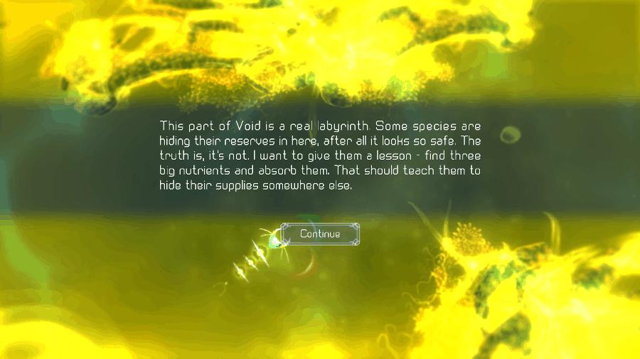 Sparkle 3 screenshot - Yellow