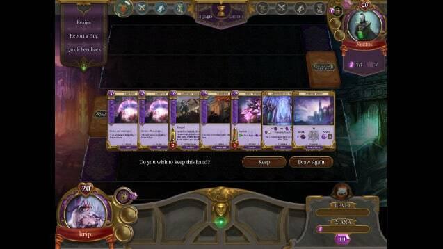 Spellweaver screenshot 1