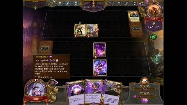 Spellweaver screenshot 4