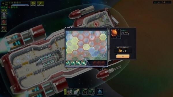 Space Rogue: mining for tritanium