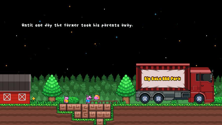 Squishy screenshot - BBQ Truck