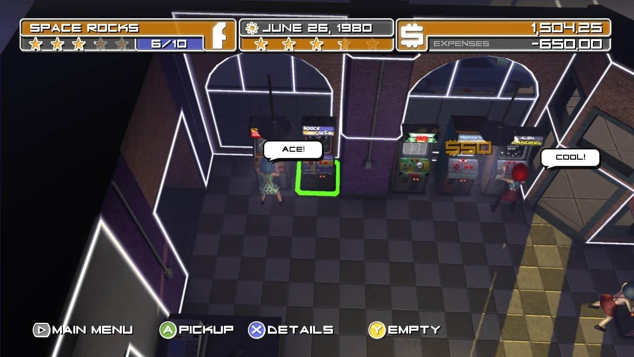ArcadeCraft screenshot