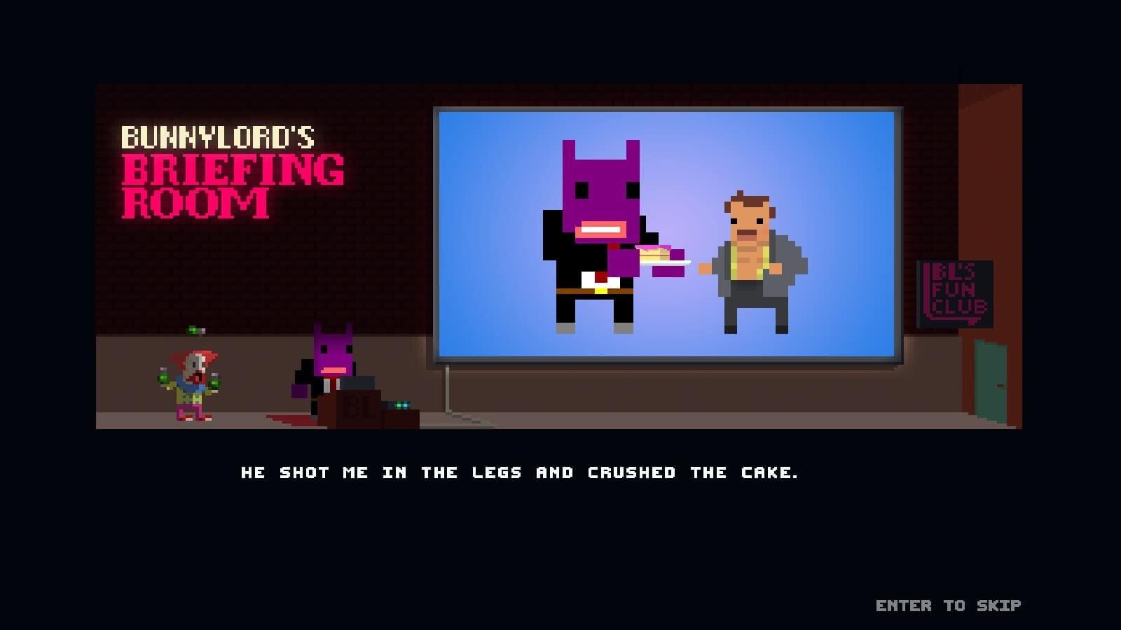 Not A Hero - BunnyLord screenshot