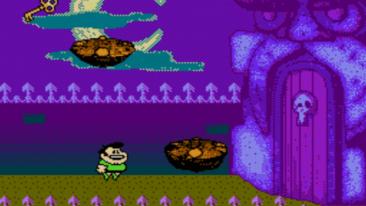 Tcheco screenshot - Castle