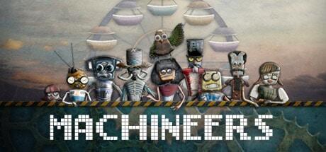 Review: Machineers – Episode One: Tivoli Town