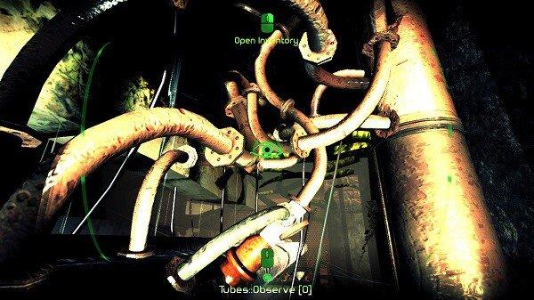 Albedo: pipes puzzle