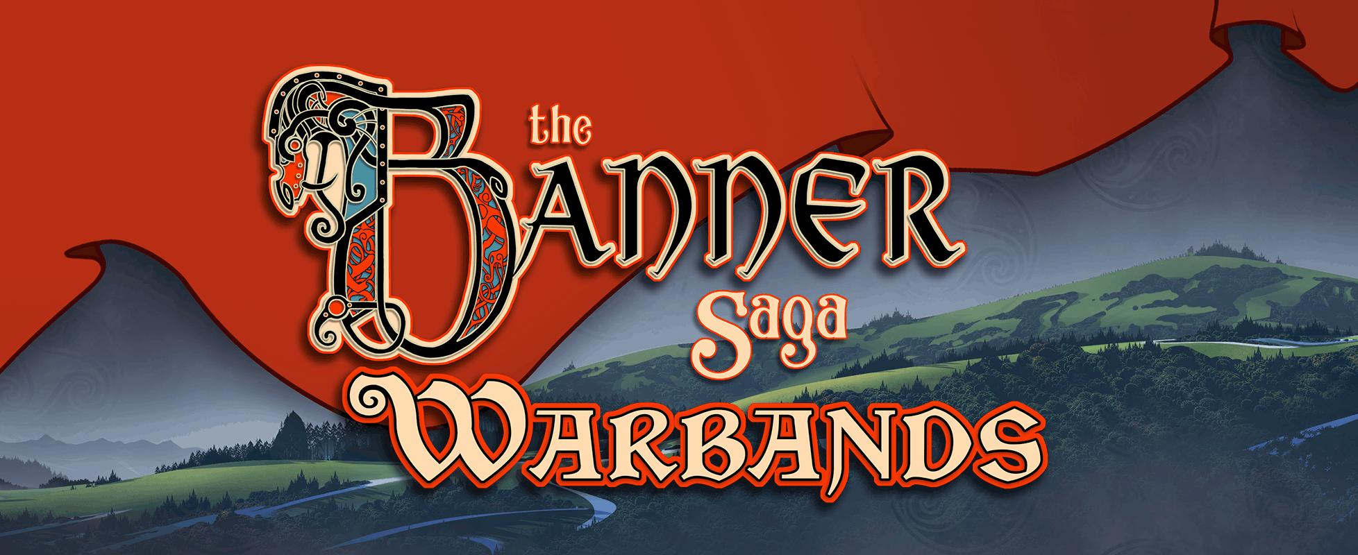 The Banner Saga: Warbands logo