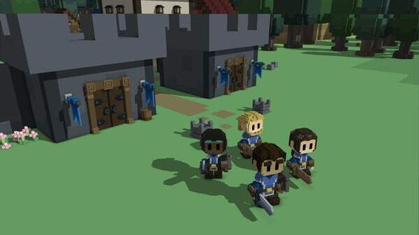 Stonehearth: screenshot courtesy of Steam