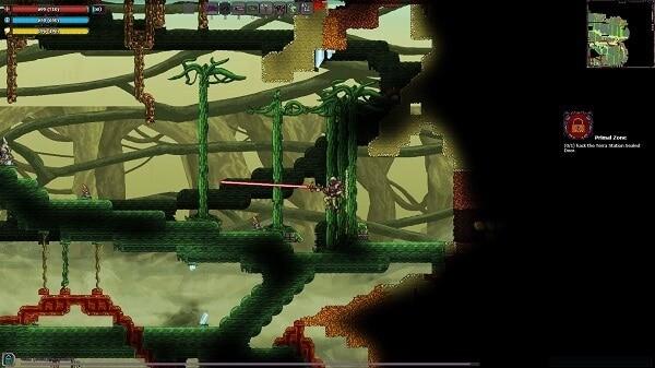 Edge of Space, mining