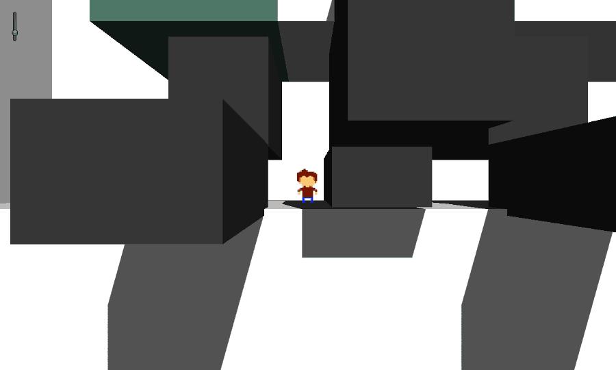 Super Hipster screenshot - Black Blocks