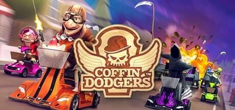 Review: Coffin Dodgers for Halloween Kart Racing Fun