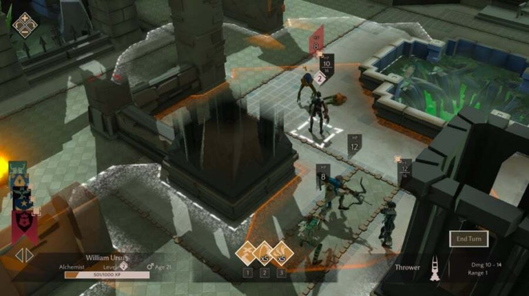 Massive Chalice - City Battle