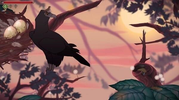 Jotun: the eagle and the falcon