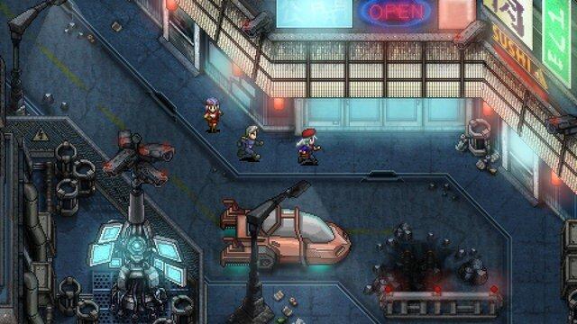 cosmic star heroine screenshot